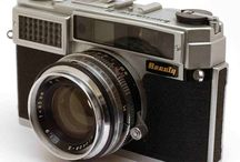 Throw back: 1960's Camera / Let's have a throw back not with your old pictures but with 1960's camera. Take a look!