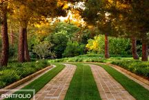 OUTDOOR SPACES: Driveways