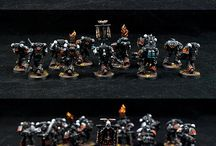 GWS - 40k Legion of the Damned