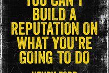 Motivation station / by Meagan Taylor