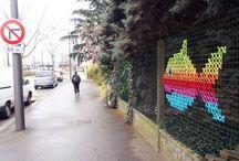 Public fuzzy art