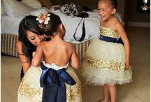 gaun anak