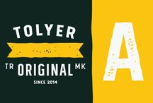 Typefaces / by Alexander Flores