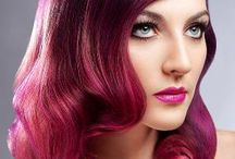 Hair Color / by Éva Willoughby