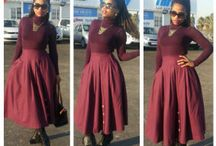 B.UniQue Ladies Vintage Collection / Vintage finds by Thandiwe Nxumalo