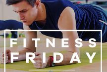 Fit Test Friday / Friday fitness tests