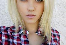 Blondes / Blonde hair colours