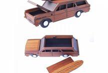Got Wood! / Wooden objects of desire!