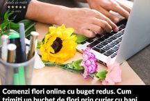 Articole si stiri despre florarii, floristi, flori, buchete, florarie online