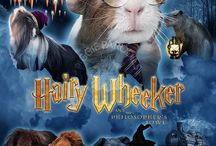 Guinea pigs in movies and books