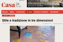 Rassegna stampa / Rassegna stampa con articoli, video, immagini del Vietri Ceramic Group