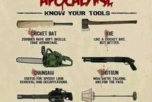Zombie apocalyps tips