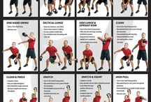 Fitness_Kettlebell_Workouts / by Sevan Demirdjian Patterson