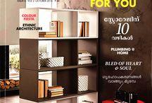 "Colour Fiesta / An article ""Colour Fiesta "" by Architect Premdas Krishna in "" Home For You"" Magazine..."