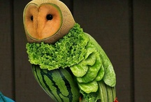 Food, yummy food! / by Jill Rau