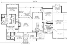 Possible floor plans / Searching for future house plans