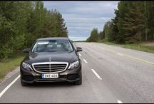 Roadtrip witk Mercedes C-200