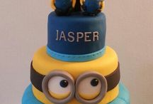 Despicable me Minions / Decoration, cakes, cookies, favors.. Etc..
