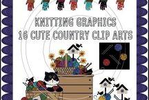 Primitive Country Graphics