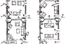 Family room- create pass through