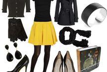 Fall and Winter Fashion / by Cyndi Hobgood