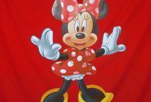 Cumpleaños Minnie Mouse