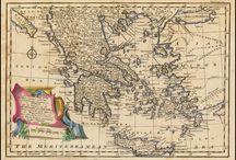 Παλαιοί Χάρτες & Γκραβούρες