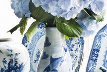 chinaware & vases