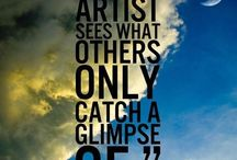 Artist Quotes and other things artistic