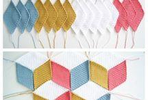Un crochet, un tricot, un crochet, un tricot...