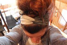 DIY : Headbands and Bows