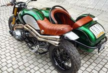 Motorcycle ideas (BMW K75)