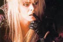 Bowie the Goblin King ;) / A glimpse of my inner fangirl (who I usually keep well hidden!) / by Hazel Connolly