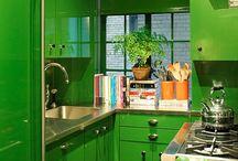 kitchens / by marina