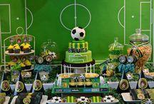 Futebol / Decoração de Festas / Party Decor