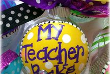 Teacher gifts / by Johanna Kosiek Cannatello