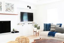 restrained living room