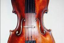 Prodám housle / Prodám housle Ackermann and Lesser. Ustrojené Mistrem Komárem. Krásný zvuk.. Cena 590 eur