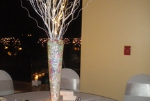 Ideas for weddings and parties