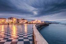 Italy coast Tuscany