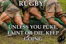 My kind of   Rugby