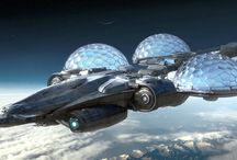 Spacecraft - Commertial Ships