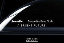 Artemide & Mercedes-Benz / #DiscoverAmeluna ► http://www.artemide.com/blog/artemidemercedes/