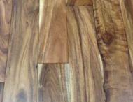 Solid Acacia Hardwood Flooring / Stunning exotic visuals, beautiful natural color variation