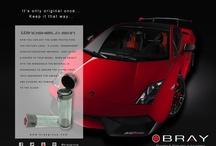 Bray Lamborghini Ad