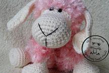 Poduszka owieczka / poduszka owieczka