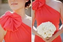Lovely Bridesmaids / Dress styles, colors, etc...