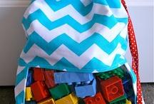 Sew it...bags / by Meika de Vries