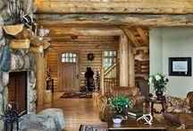 Log cabin Gerschen's get away home