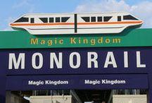 Disney Transportation